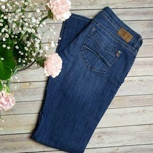 Mavi -  Jeans Olivia 31/34 - Straight Leg Low Rise